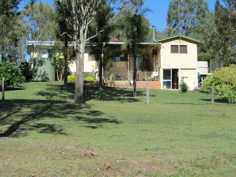 150 SMOKERS GULLY ROAD, Mount Perry, Qld 4671