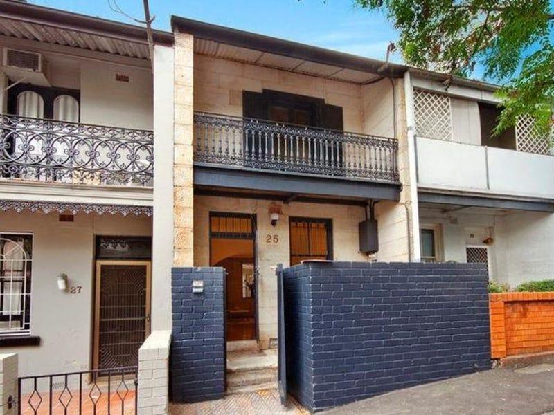 25  Gottenham Street, Glebe, NSW 2037