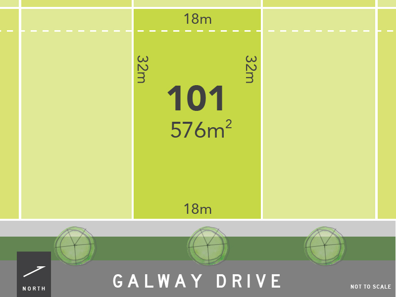 Lot 101, Galway Drive, Alfredton, Vic 3350