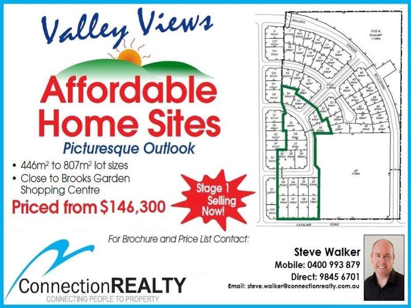 Lot 23, Valley Views, Lange, WA 6330