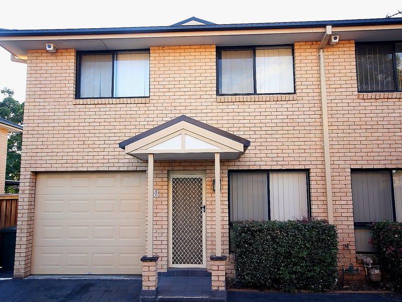 8/18 Cummings crescent, Quakers Hill, NSW 2763