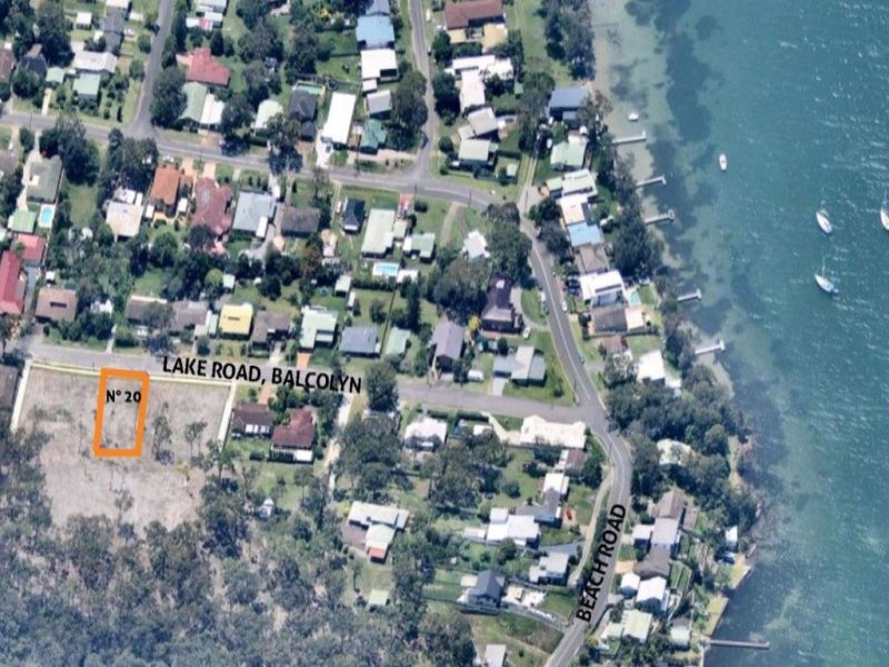20 Lake Road, Balcolyn, NSW 2264