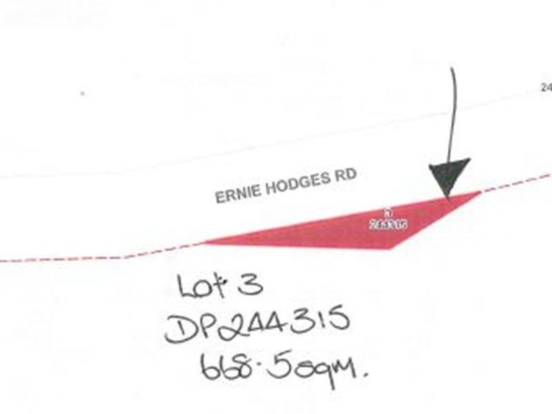 Lot 3 Ernie Hodges Road, Daroobalgie, NSW 2870