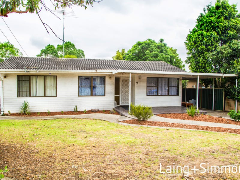9 Beaufort Road, Blacktown, NSW 2148