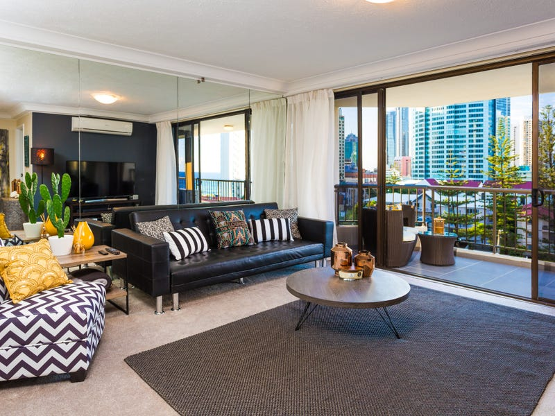 602/5 Enderley Avenue, Surfers Paradise, Qld 4217