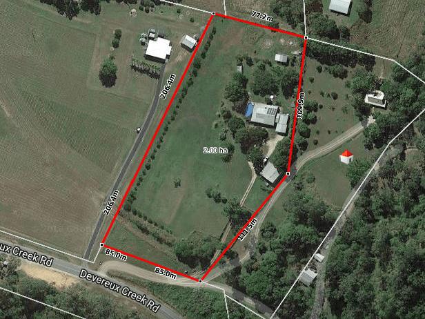 652 Devereux Creek Road, Devereux Creek, Qld 4753