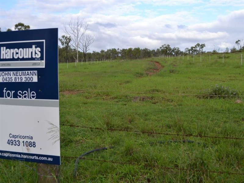 Lot 4 37 Nine Mile Road, Mount Morgan, Qld 4714