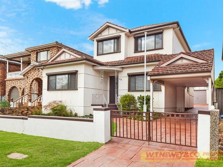 43 Caldwell Pde, Yagoona, NSW 2199