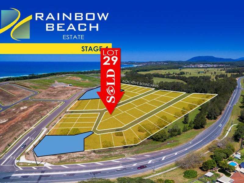 Lot 29 Rainbow Beach Estate, Lake Cathie, NSW 2445