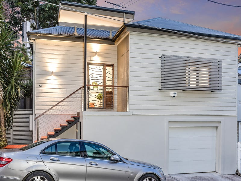 20 Lilley Street, Spring Hill, Qld 4000