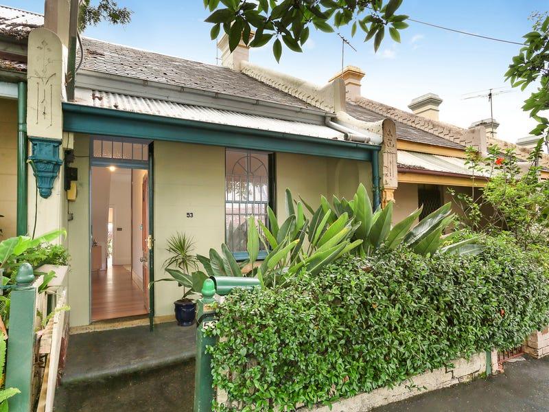 53 Cowper Street, Glebe, NSW 2037