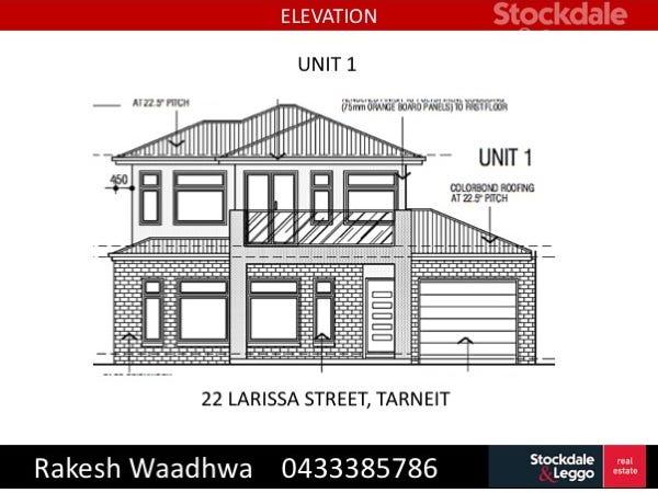 22 Larissa Street, Tarneit, Vic 3029