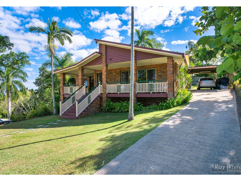 309 Thirkettle Avenue, Frenchville, Qld 4701