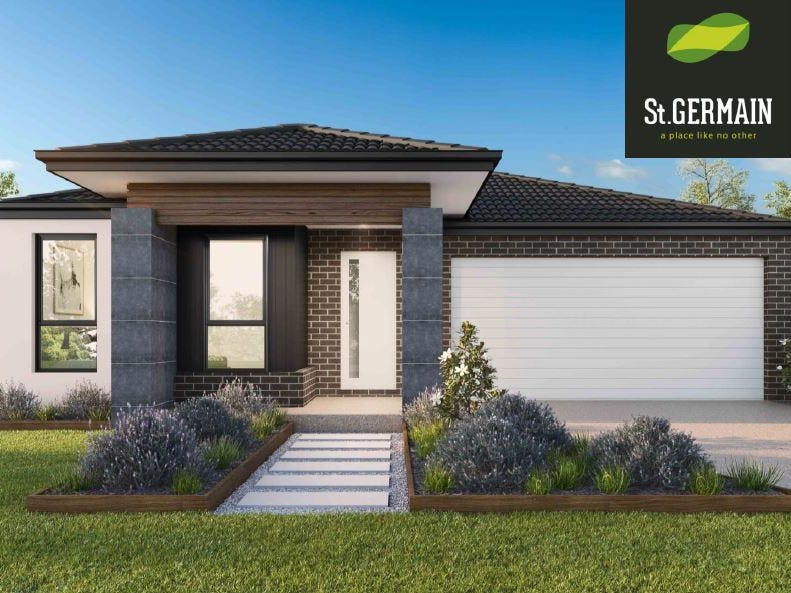 Lot 1401 St Germain Blvd, Clyde North, Vic 3978