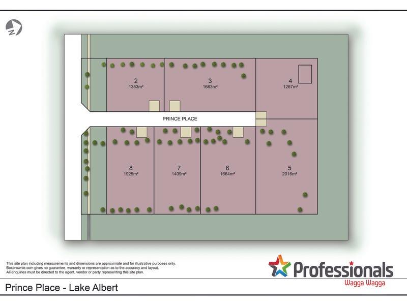 Lot 2, Prince Place, Lake Albert, NSW 2650