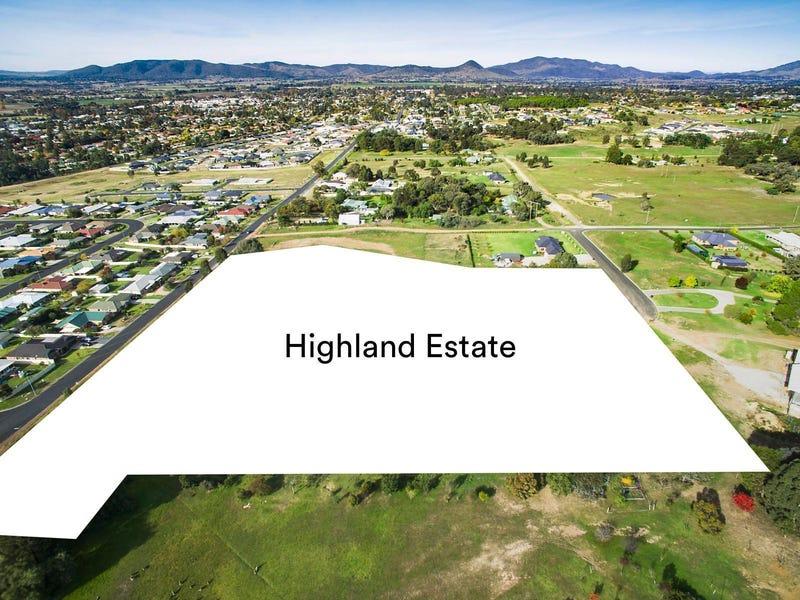 77-81 'Highland Estate' Bellevue Road, Mudgee, NSW 2850