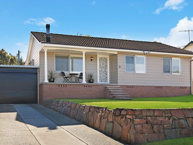 5 Elizabeth Street, Holmesville, NSW 2286