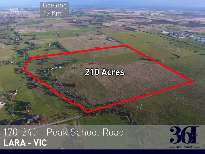 170-240 Peak School Rd, Lara, Vic 3212