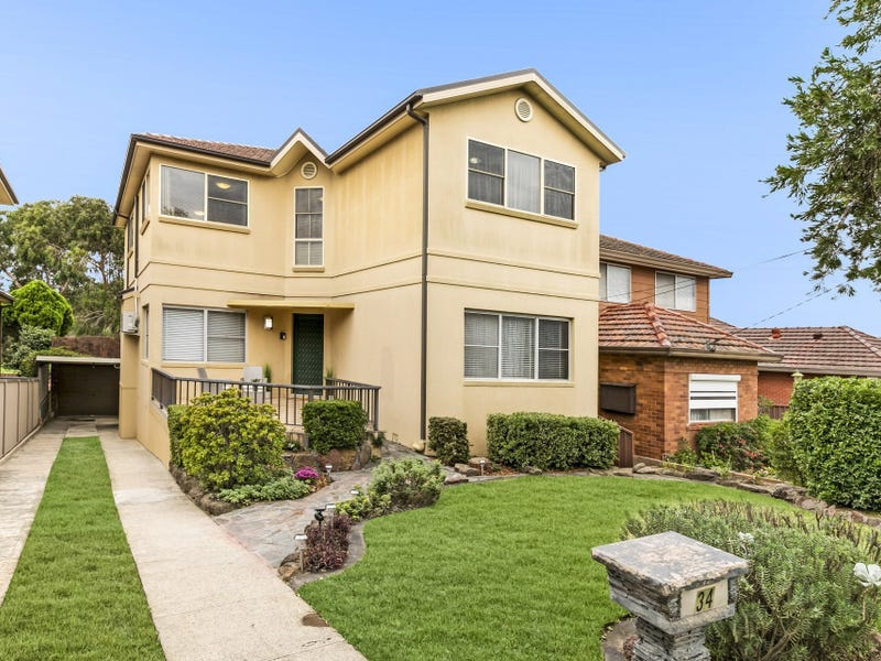 34 Alkoomie Street, Beverly Hills, NSW 2209