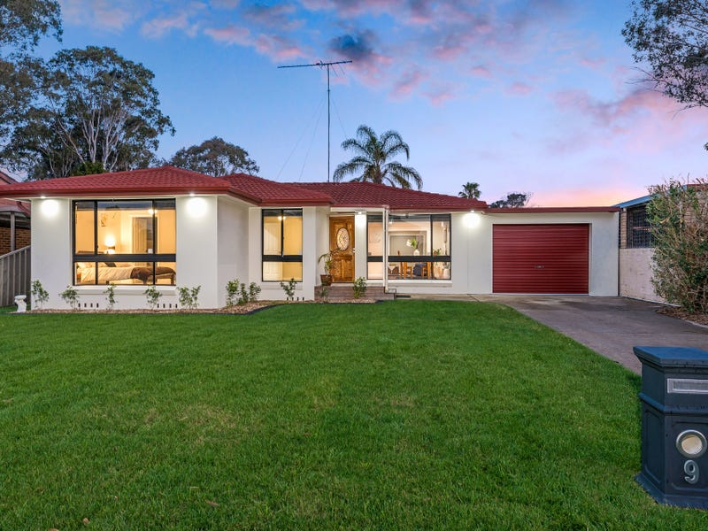 9 Mimosa Close, St Clair, NSW 2759