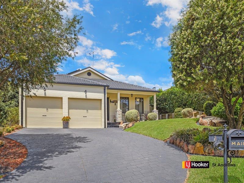 1 Burkhart Place, Minto, NSW 2566