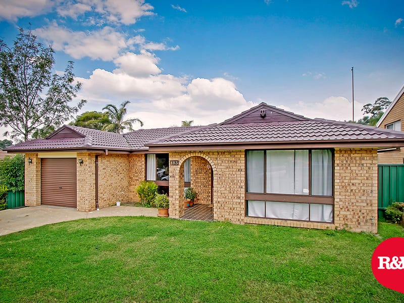 183 Minchin Drive, Minchinbury, NSW 2770
