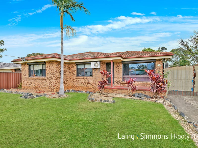 3 White Place, Rooty Hill, NSW 2766