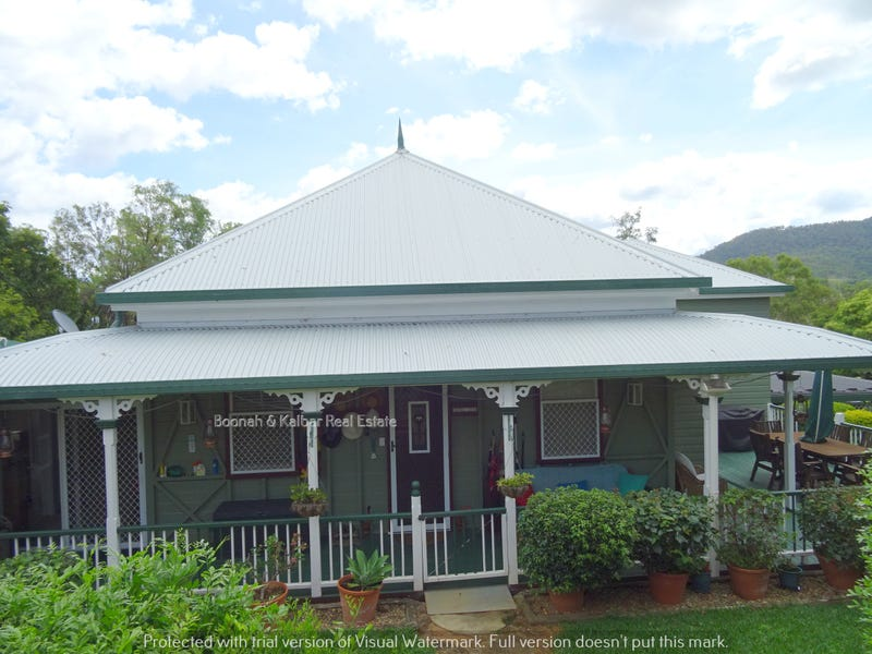 1017 Carneys Creek Road, Boonah