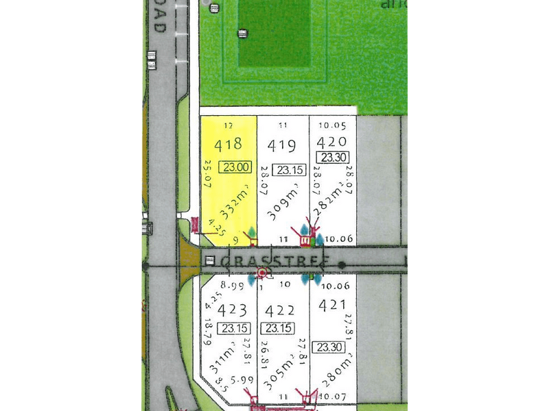 Lot 418 Grasstree Lane, Success