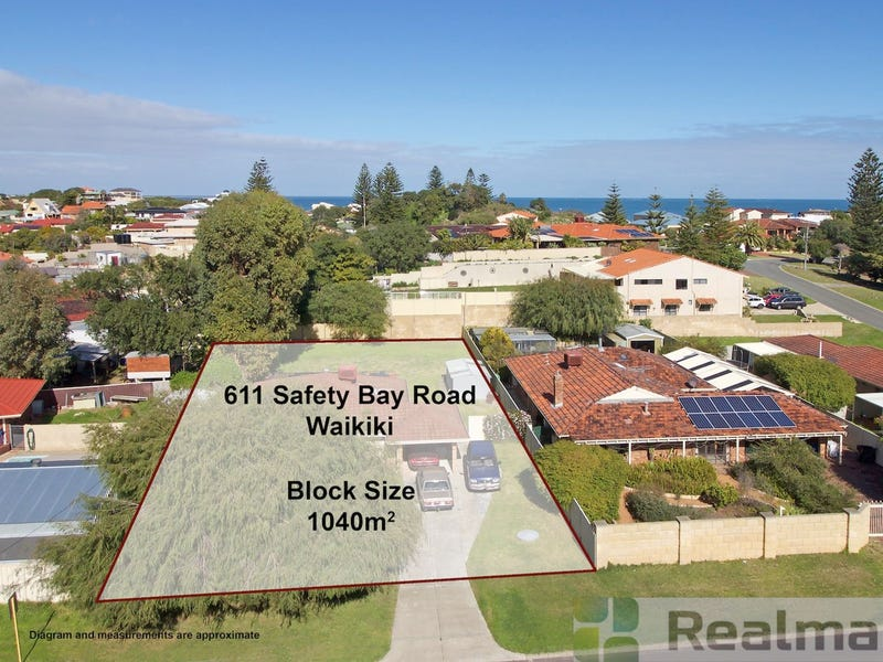 611 Safety Bay Road, Waikiki, WA 6169