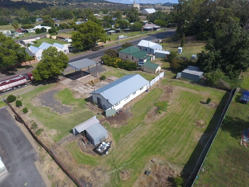 34 New England Hwy, Willow Tree, NSW 2339