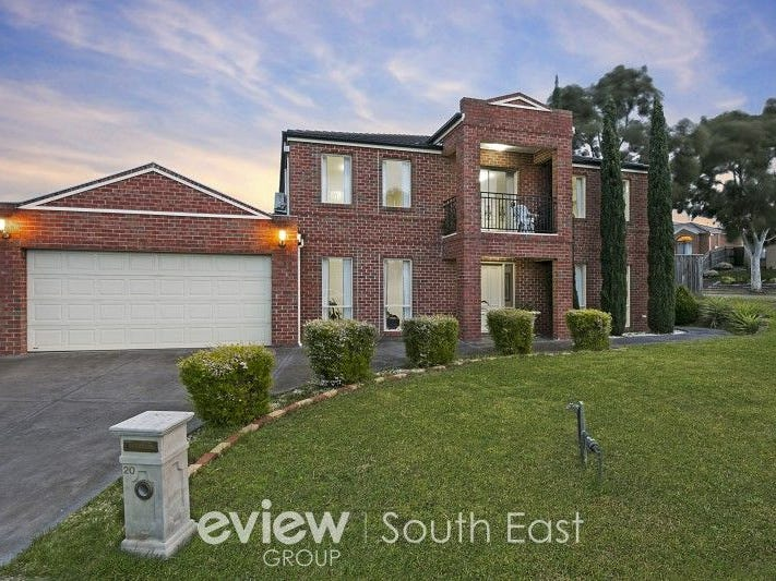 20 Sallybrook Circuit, Narre Warren, Vic 3805