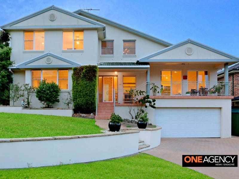 43 Thomas Mitchell Drive, Barden Ridge, NSW 2234