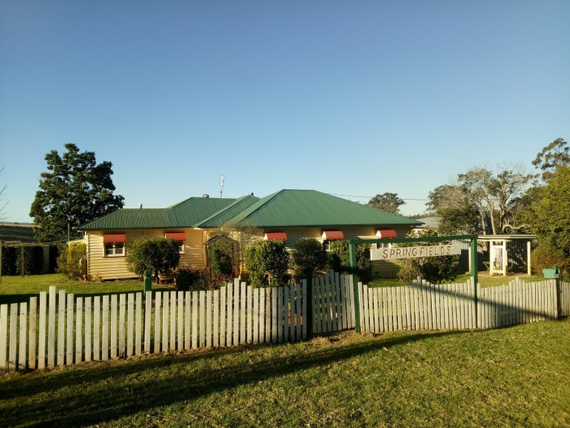 Lot 185, 427 Bald Hills Road, Pechey, Qld 4352