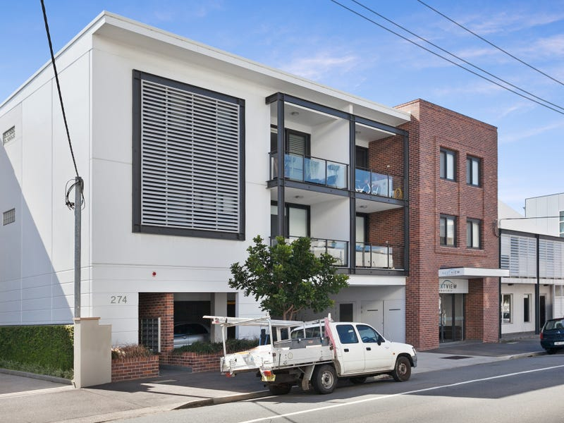 203/274 Darby Street, Cooks Hill, NSW 2300