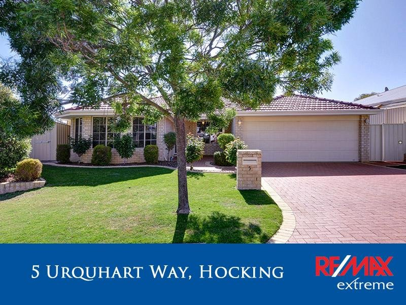 5 Urquhart Way *, Hocking, WA 6065