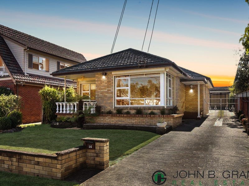 16 McClelland Street, Chester Hill, NSW 2162