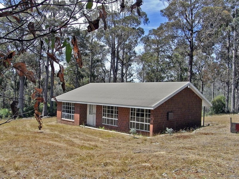 644 Collins Cap Road, Collinsvale, Tas 7012
