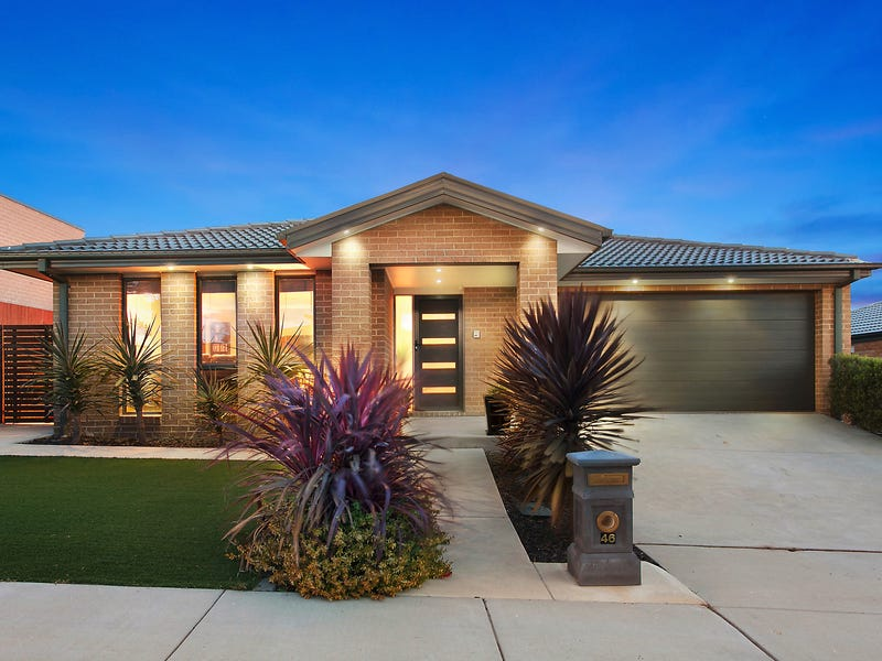 46 Louisa Briggs Circuit, Bonner, ACT 2914