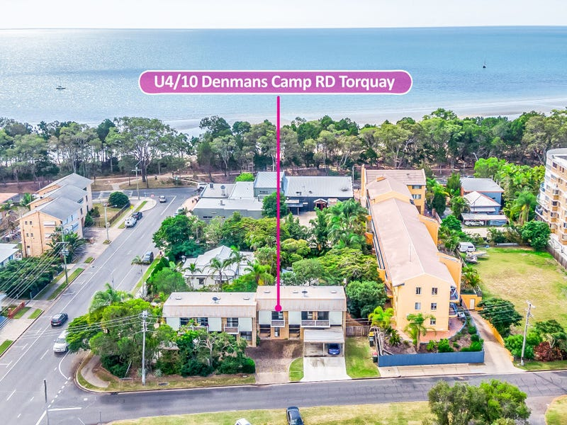 4/10 Denmans Camp Road, Torquay, Qld 4655
