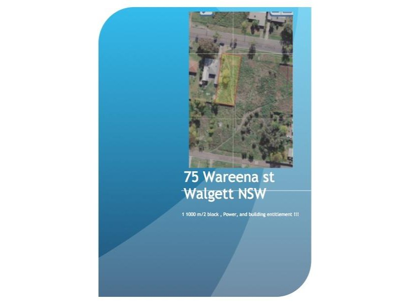 75  Warren Street, Walgett, NSW 2832