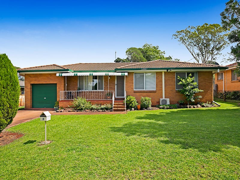 3 Berghofer Street, Rockville, Qld 4350