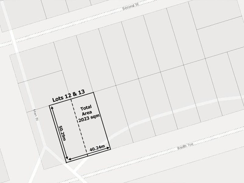 Lots 12 & 13 South Terrace, Mount Mary, SA 5374