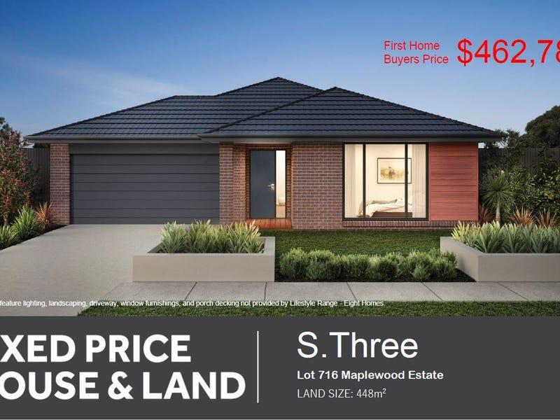 Lot 716, Maplewood Estate , Melton South., Melton South, Vic 3338