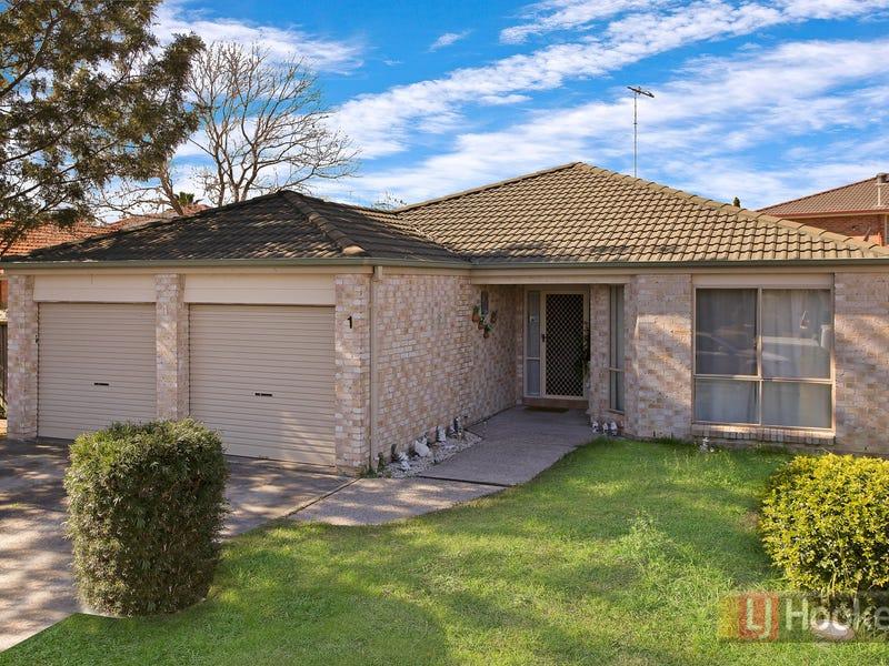 1 Jindabyne Circuit, Woodcroft, NSW 2767