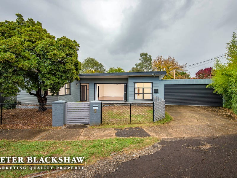 5 Bareena Street, Narrabundah, ACT 2604