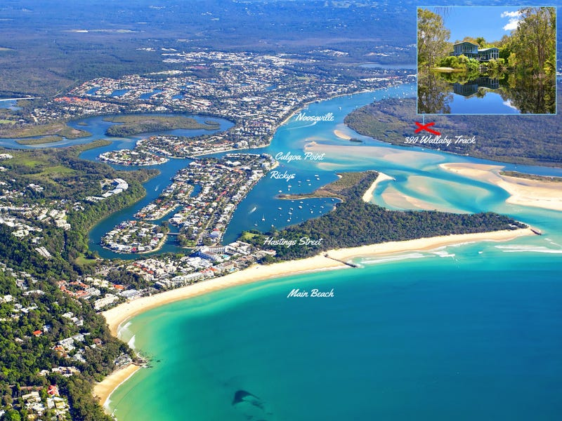 390 Wallaby Track, Noosa North Shore