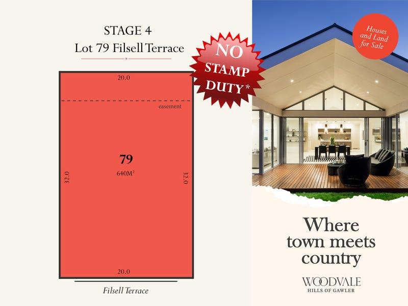 Lot 79 Filsell Terrace, Gawler South, SA 5118