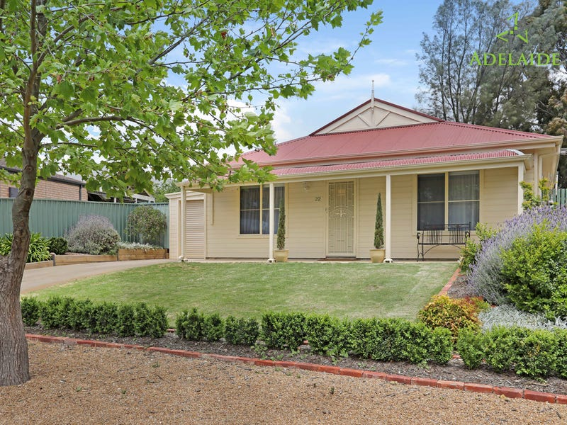 22 William Dyer Drive, Williamstown, SA 5351