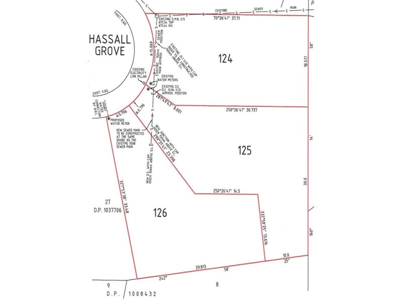 Lot 124 Hassall Grove, Kelso, NSW 2795